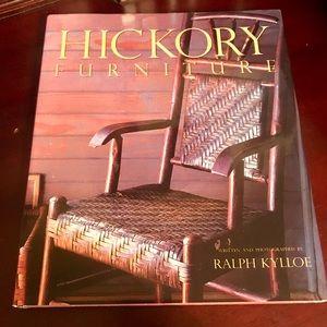 Book Hickory Furniture by Ralph Kylloe